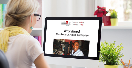 "Download White Paper to understand the reason ""Why Athletic Shoes?"