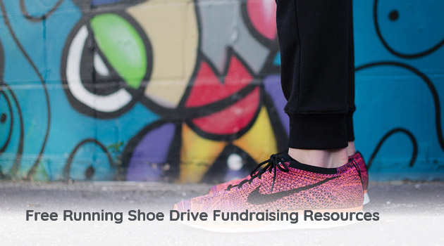 Check out these great additional resources to consult while you plan your running shoe drive fundraiser.
