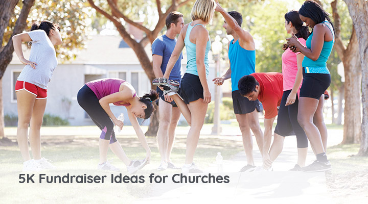 Find out how you can raise money for your church with these 5K Fundraiser ideas!