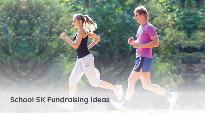Learn how to incorporate 5K fundraising ideas into your school with these ideas!