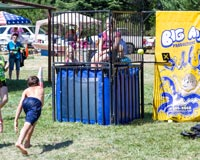 Gain more participants and boost your revenue by incorporating a dunk tank into your next 5K fundraiser idea.