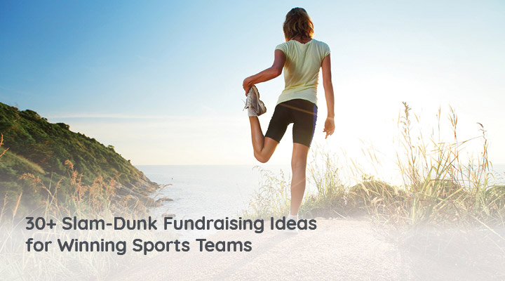 5K fundraiser ideas are perfect ways to raise money for your sports teams.