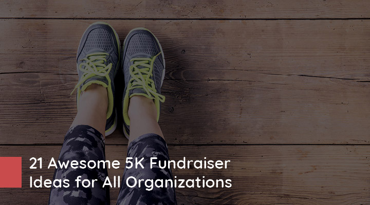 Check out these alternatives to walkathon fundraising ideas.