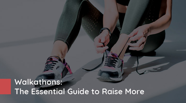 Learn more about walkathon fundraising ideas with this guide!