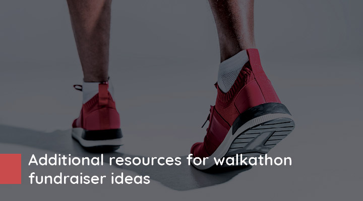 Learn about more walkathon fundraiser ideas with these great resources!