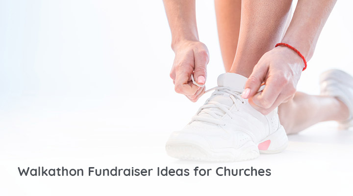 Check out these walkathon fundraiser ideas for churches!