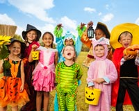 Consider a costume party as one of your next walkathon fundraiser ideas.