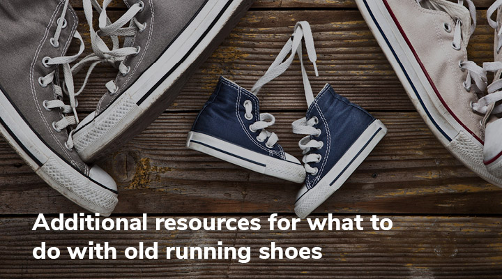 Check out these awesome resources to learn more about running shoe drive fundraisers and coordinating them with events.
