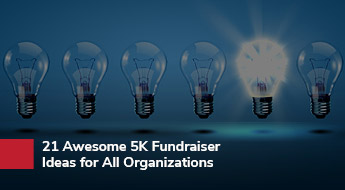 5Ks are a creative way to gather and recycle running shoes, so look into these creative fundraising ideas.