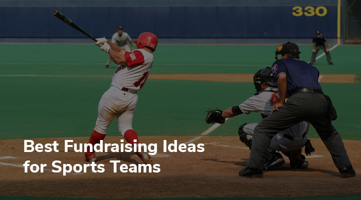 Explore our top-rated, best fundraising ideas for sports teams.