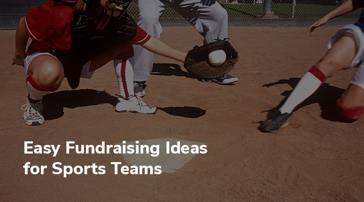 Explore these easy fundraising ideas for sports teams.