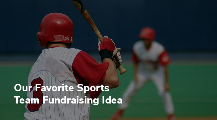 Here's our favorite fundraising idea for sports teams that changes the fundraising game.