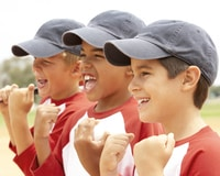 Consider a field day as one of your fundraising ideas for youth sports teams.
