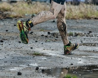 Mud runs are a classic fundraising idea for sports teams of all sizes.