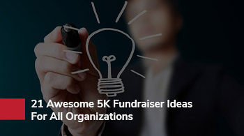 Include a 5K fundraiser as one of your fundraising ideas for sports teams
