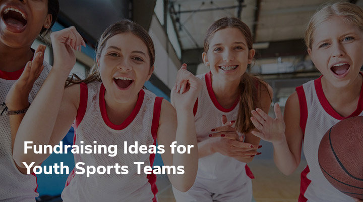 Check out these effective fundraising ideas for youth sports teams.