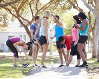 Group training plans are another great idea when learning how to start a running club.