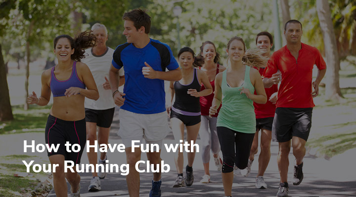 Look at these top exercise ideas to help you start a running club and boost engagement.