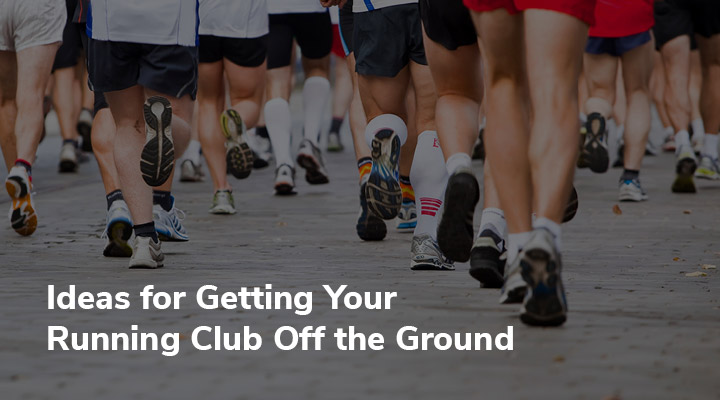 Explore these marketing and fundraising ideas when learning how to start a running club.