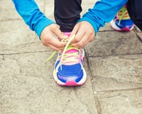 A running shoe drive fundraiser is our top suggestion for how to start a running club.