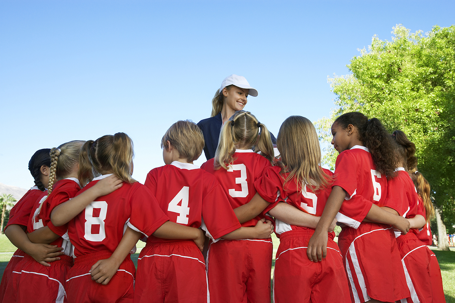 Qualities of Leadership: 5 Ideas for Sports Groups